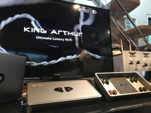 Effect Audio King Arthur 2019